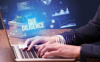 A tecnologia a favor da otimização de processos de Due Diligence.