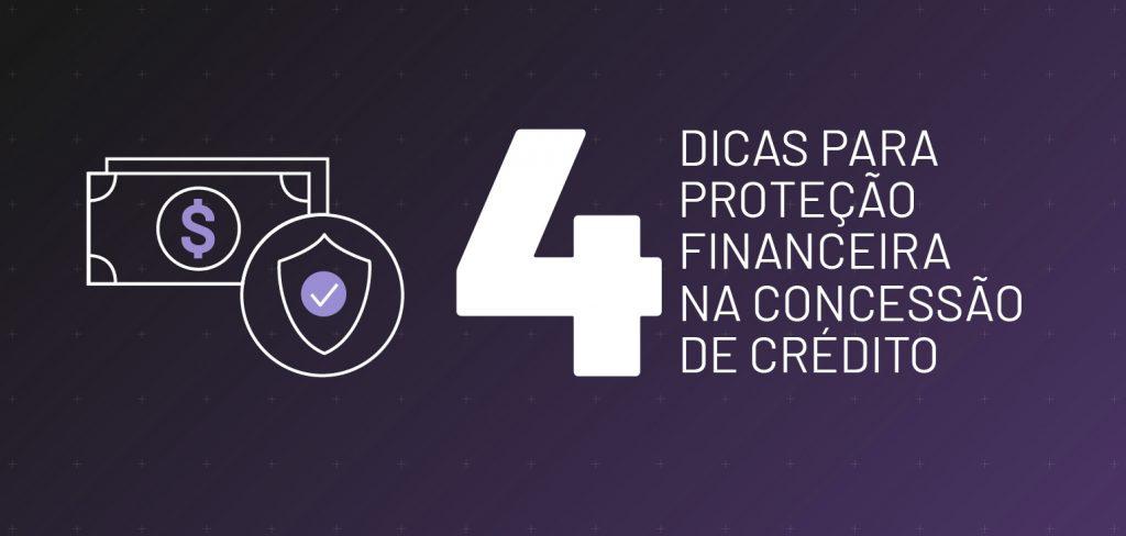 proteção financeira na concessão de crédito