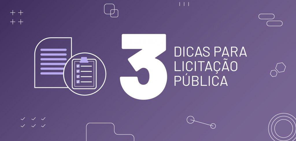 Licitação pública