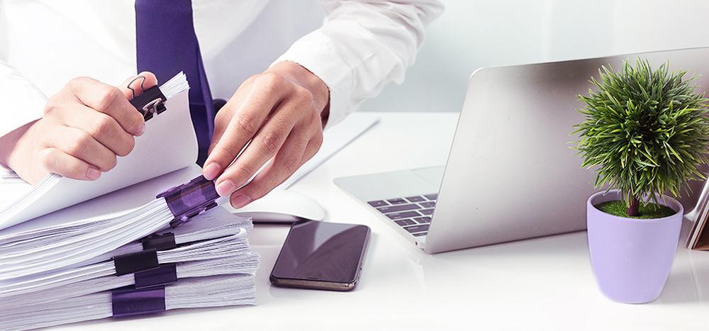 Gestão manual impactando sua operação com documentos