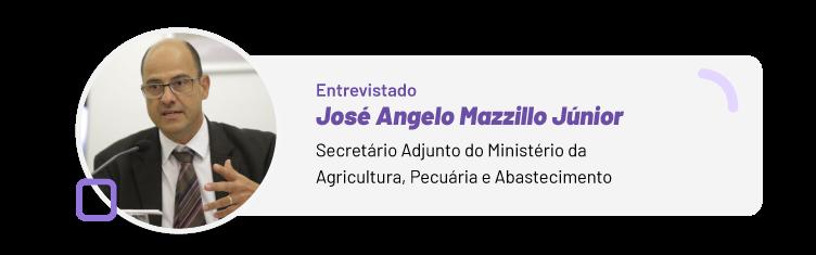 Secretário Adjunto do Ministério da Agricultura, Pecuária e Abastecimento