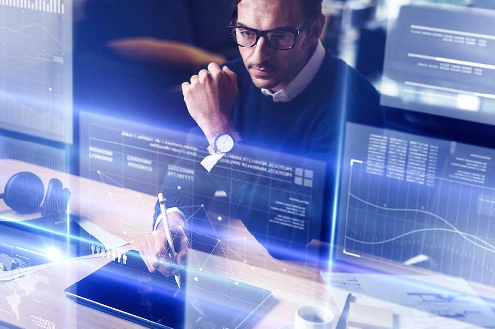 plataforma tecnológica auxilia IPO
